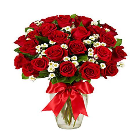Bouquet amour, Saint-Valentin